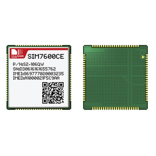 SIMCOM LTE SIM7600CE CAT4 4G Module