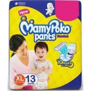 Skin Friendly Mamy Polo Baby Diapers Pants