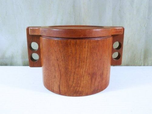 Wooden Crafted Ice Bucket