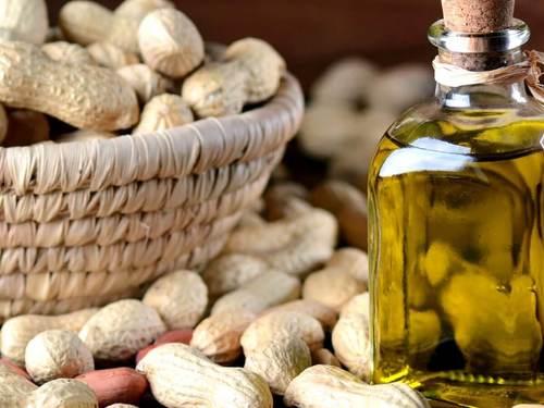 Impurity Free Peanut Oil