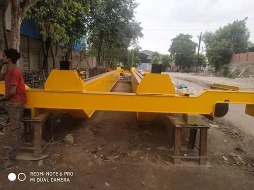 Double Girder Box Type Eot Crane