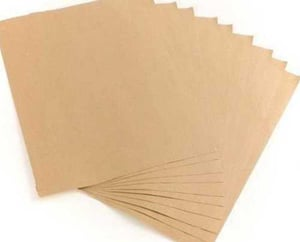 Brown Color Paper Pouch Bags
