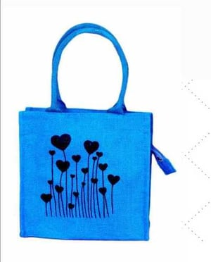 Eco Friendly Jute Lunch Bags