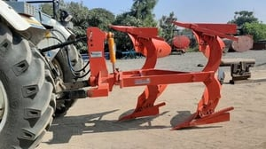 Highly Durable Reversible Plough