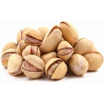 Brown Pure Salted Pistachio Nuts