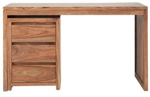 Square Shape Wooden Study Table