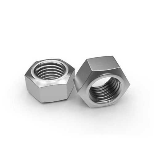 Stainless Steel Polished Nut