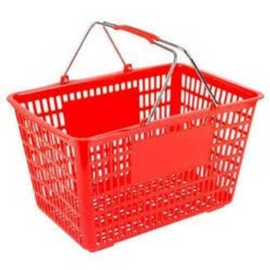 Lightweight and Unbreakable Shopping Basket