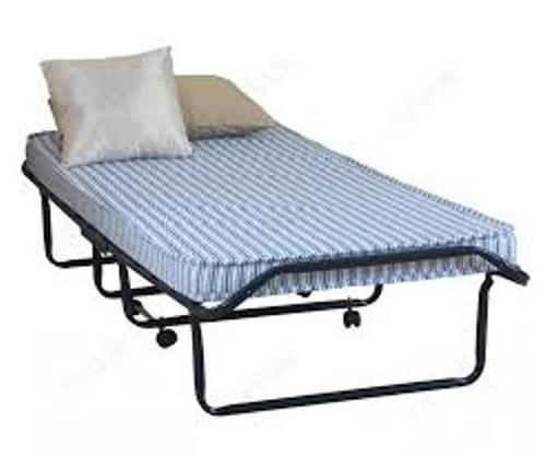 Polished Easy To Assemble Space Saving Folding Guest Bed