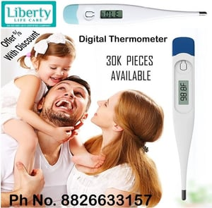Light Weight Digital Thermometer