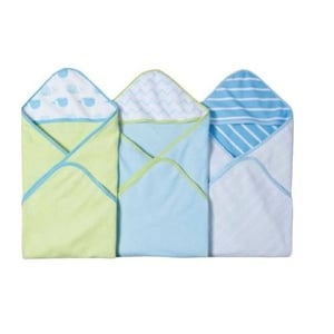 Baby Hooded Soft Towels