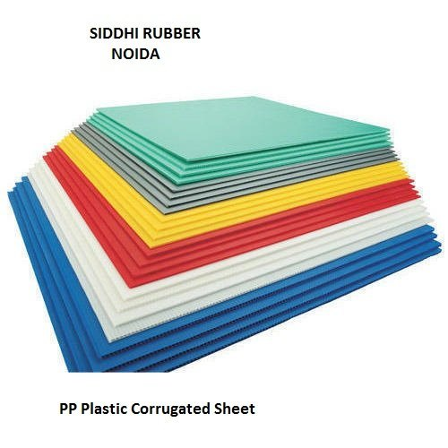 Pvc Corrugated Tile Protection Sheet
