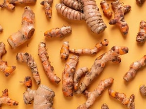 Dry Turmeric For Cooking Food
