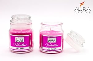 Handmade Scented Jar Candles
