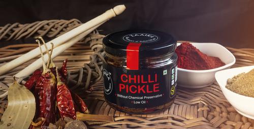 Low Oil Zaaika Chilli Pickles