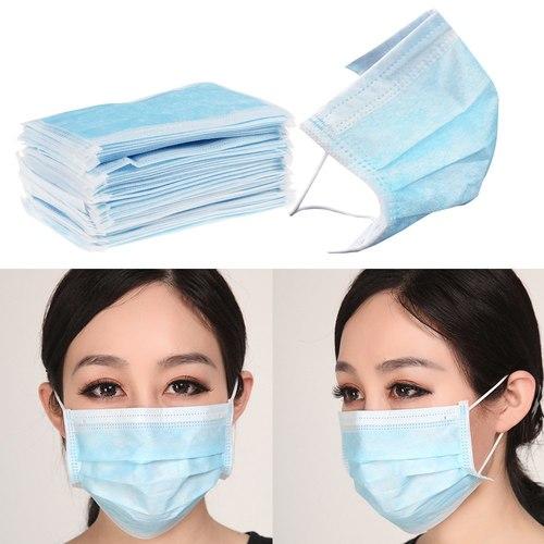 Plain Design Face Mask