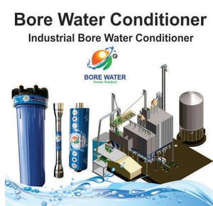 High Performance Industrial Water Softener