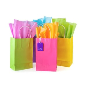 Paper Gift Carry Bags