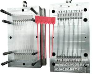 Corrosion Resistant Security Seal Mould