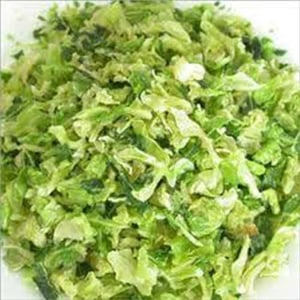 Naturally Dehydrated Cabbage Flakes