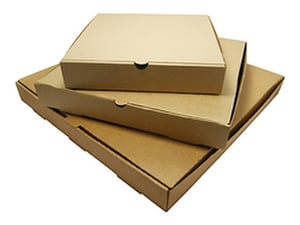 Paper Pizza Paperboard Boxes