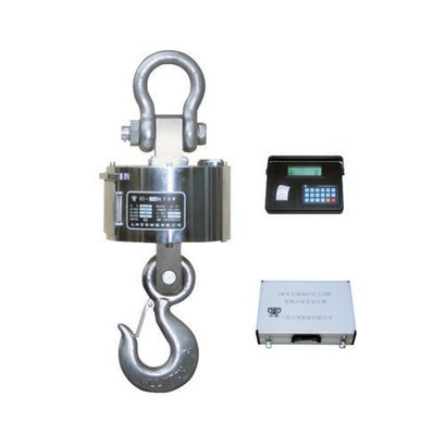 Crane Scale With Digital Display Accuracy: 1  %