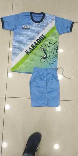Customized Kabaddi Dress Kit