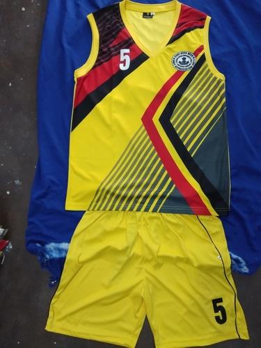 Fashion 7 Basketball Sports Uniform