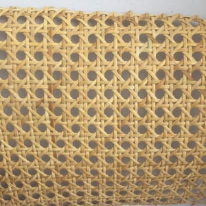 Handcrafted Rattan Cane Webbing