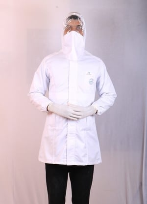 N2020 Comfortable Protective Gown
