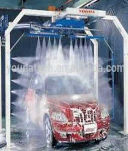 Automati Car Wash Machine