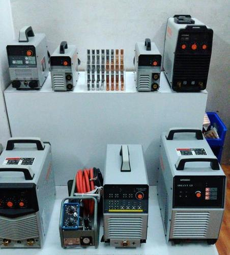 Ac Motor Welding And Cutting Machines