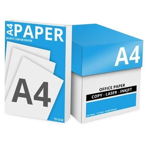 A4 White Copier Papers