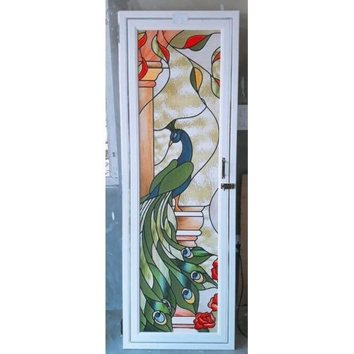Customized Pvc Glass Door Application: Residential