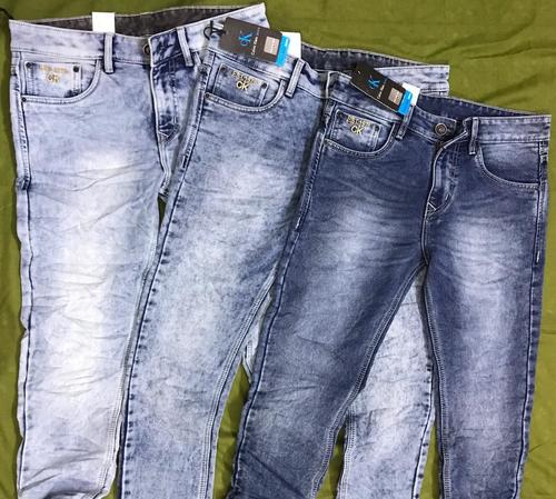 Comfortable Mens Denim Jeans