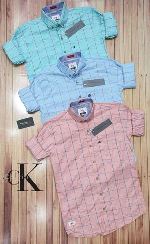 Mens Branded Casual Shirts
