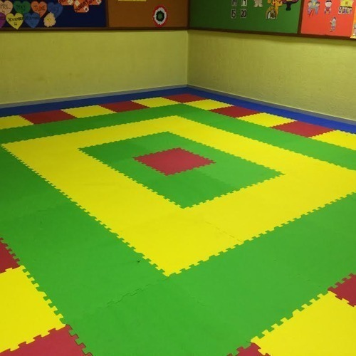 Rubber Play School Mats