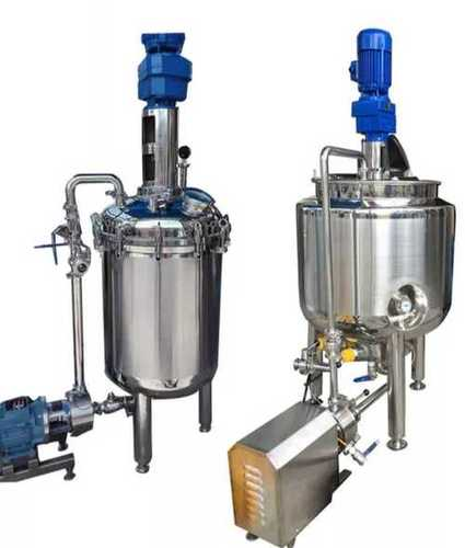 Liquid Soap Making Machine