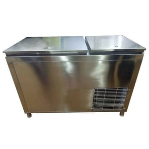 Stainless Steel Commercial Undercounter Refrigerator