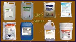 Diversey CLAX Laundry Care Chemical