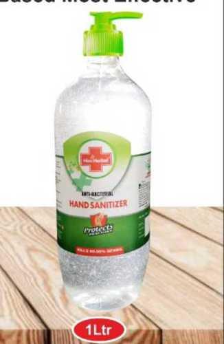 Herbal Anti Bacterial Hand Sanitizer