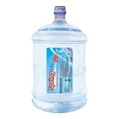 Packaged Drinking Water Jar 20 Ltr Certifications: Isi