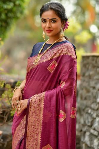 Anushka Patola-2 Ladies Saree