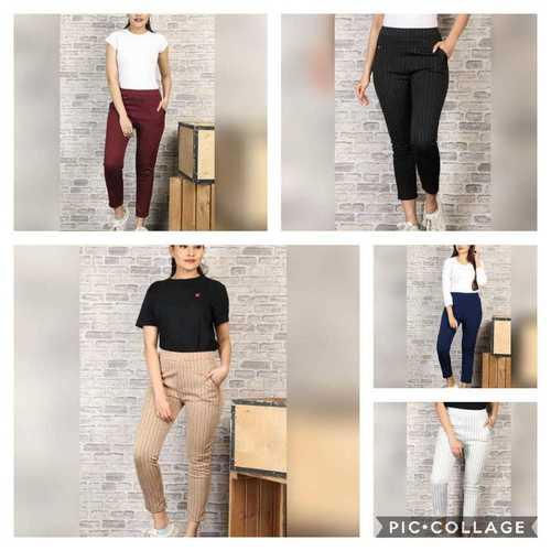 Ladies Imported Lines Pants