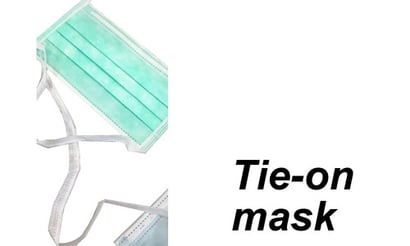 Disposable Medical Face Mask Age Group: Adults