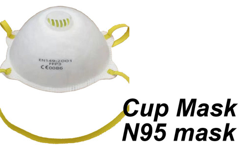 N95 Cup Style Face Mask