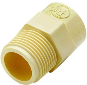CPVC Male Threaded Adapter