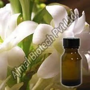 100% Pure and Natural Tuberose Absolute Oil