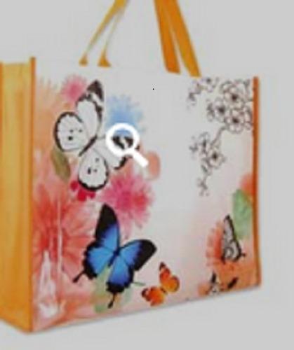 Printed Bag With Handle