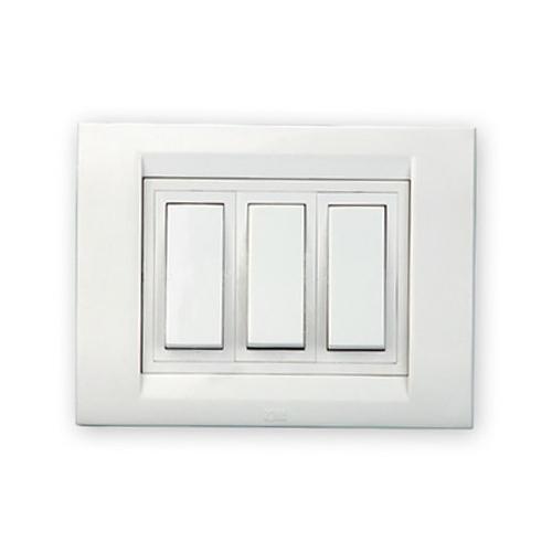 White Anchor Roma Modular Switches